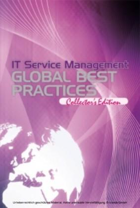 IT Service Management - Global Best Practices, Volume 1