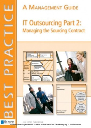IT Outsourcing Part 2: Managing the Sourcing Contract