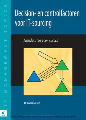Decision- en controlfactoren voor IT - sourcing