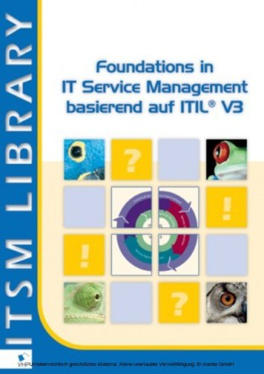 Foundations in IT Service Management basierend auf ITIL® V3