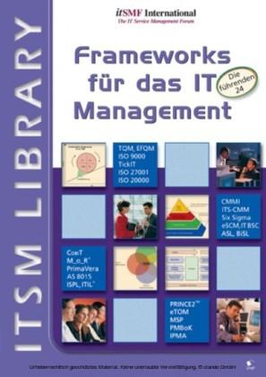 Frameworks für das IT Management