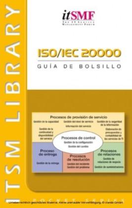 ISO / IEC 20000 - Guia de bolsillo - A Pocket Guide