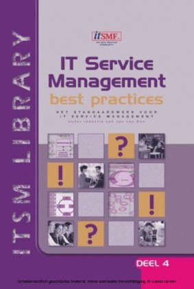 IT Service Management best practices, Deel 4