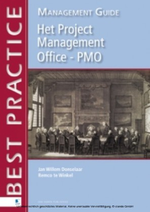 Het Project Management Office - PMO Management Guide