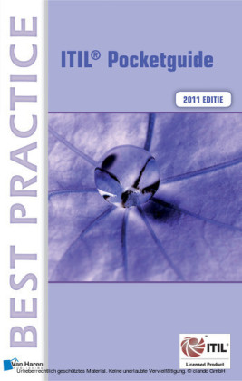 ITIL® 2011 Editie - Pocketguide