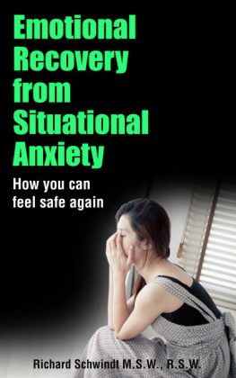 Emotional Recovery from Situational Anxiety