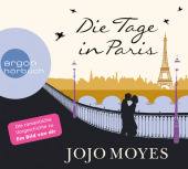 Die Tage in Paris, 2 Audio-CDs Cover