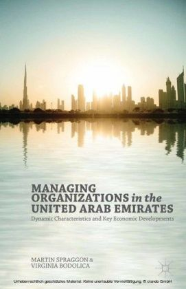 Managing Organizations in the United Arab Emirates