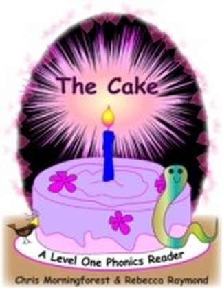 Cake - A Level One Phonics Reader