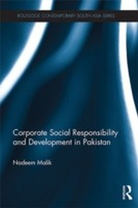 Corporate Social Responsibility and Development in Pakistan