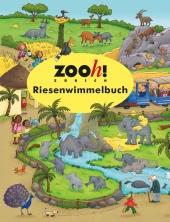 Zooh! Zürich Riesenwimmelbuch Cover
