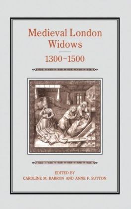 Medieval London Widows, 1300-1500