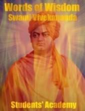 Words of Wisdom - Swami Vivekananda