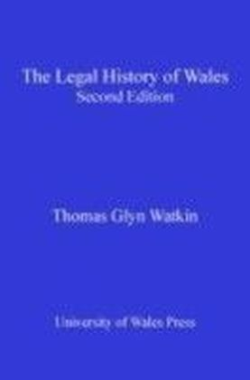 Legal History of Wales