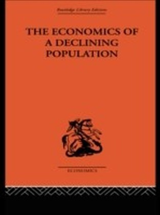 Economics of a Declining Population