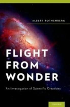 Flight from Wonder: An Investigation of Scientific Creativity