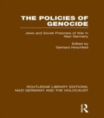 Policies of Genocide (RLE Nazi Germany & Holocaust)