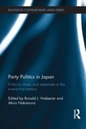 Party Politics in Japan
