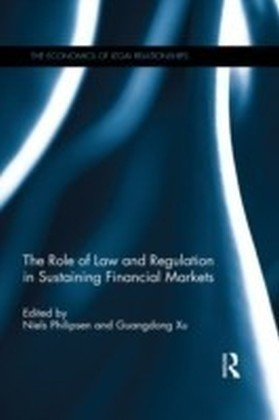 Role of Law and Regulation in Sustaining Financial Markets