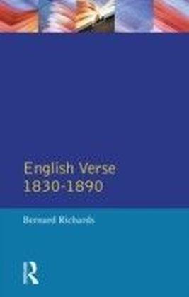 English Verse 1830 - 1890