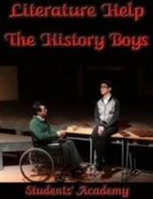Literature Help - The History Boys