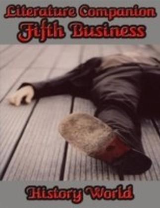 Literature Companion - Fifth Business