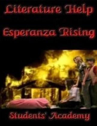 Literature Help - Esperanza Rising