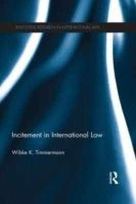 Incitement in International Law