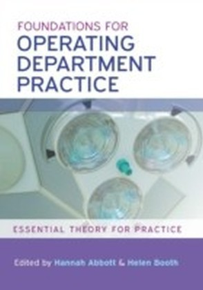 Foundations For Operating Department Practice
