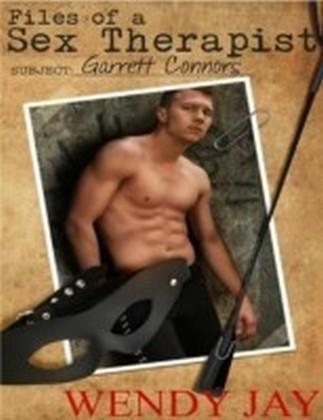 Files of a Sex Therapist-Subject - Garrett Connors