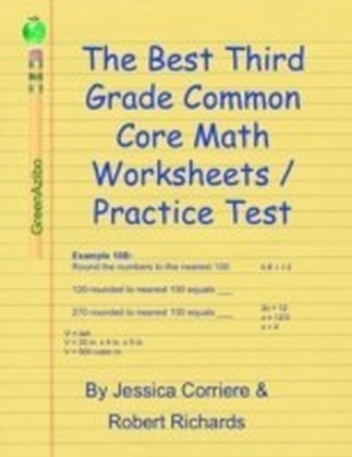 Best Third Grade Common Core Math Worksheets / Practice Tests