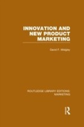 Innovation and New Product Marketing (RLE Marketing)
