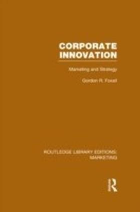 Corporate Innovation (RLE Marketing)