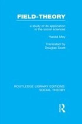 Field-theory (RLE Social Theory)