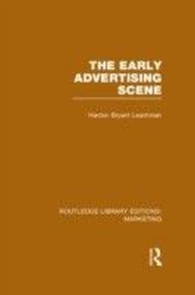 Early Advertising Scene (RLE Marketing)