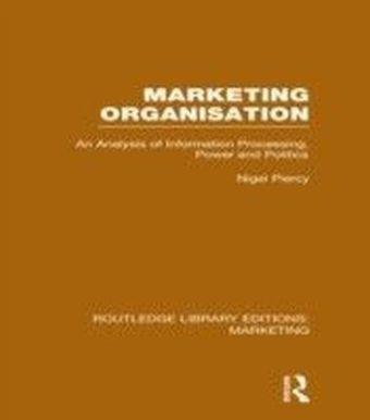 Marketing Organisation (RLE Marketing)