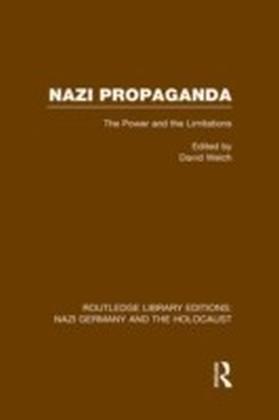Nazi Propaganda (RLE Nazi Germany & Holocaust)