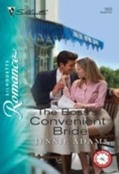 Boss's Convenient Bride (Mills & Boon Silhouette)