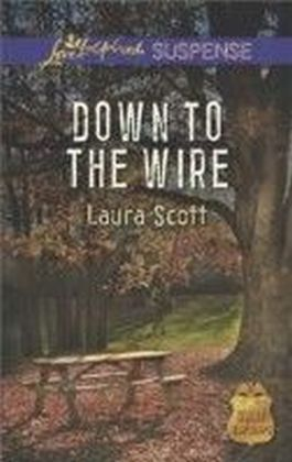Down to the Wire (Mills & Boon Love Inspired Suspense) (SWAT: Top Cops - Book 2)