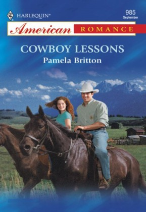 Cowboy Lessons (Mills & Boon American Romance)