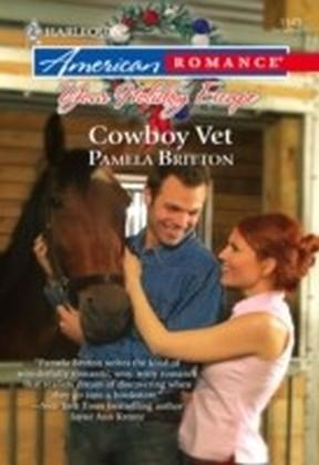 Cowboy Vet (Mills & Boon American Romance)
