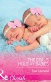 SEAL's Holiday Babies (Mills & Boon Cherish) (Bridesmaids Creek - Book 2)