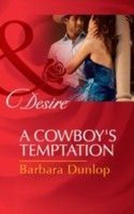 Cowboy's Temptation (Mills & Boon Desire) (Colorado Cattle Barons - Book 5)