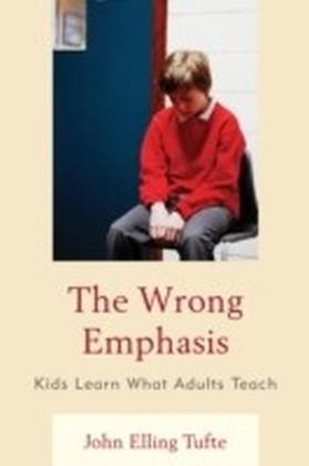 Wrong Emphasis