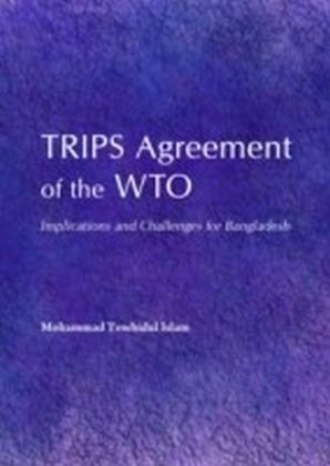 TRIPS Agreement of the WTO