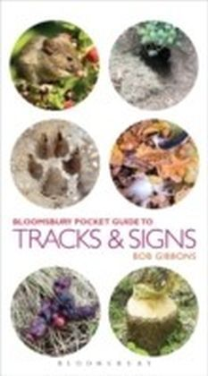 Pocket Guide To Tracks And Signs