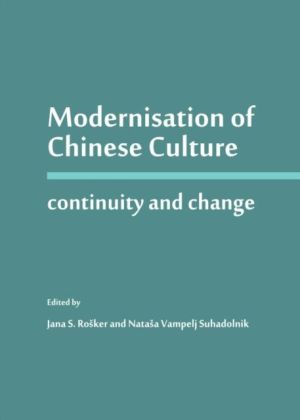Modernisation of Chinese Culture
