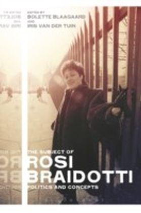 Subject of Rosi Braidotti