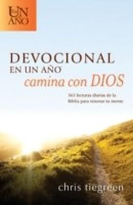 Devocional en un ano - Camina con Dios