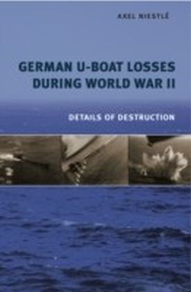 German U-Boat Losses During World War II